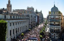 Mata la seua parella a Sevilla i s'entrega a la Policia