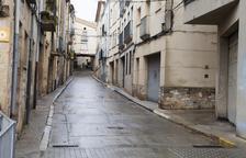 Tàrrega convertirá la calle Sant Agustí en plataforma única