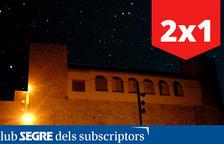 Descoberta de l'univers - Castell d'Os de Balaguer