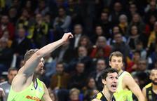 El Tenerife posa fi a la bona dinàmica del Barcelona a la Lliga ACB