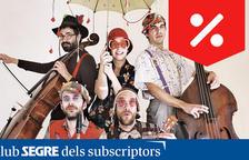 'A cau d'orella' - CaixaForum Lleida