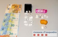 Detenido un vecino de Tàrrega acusado de traficar con cocaína
