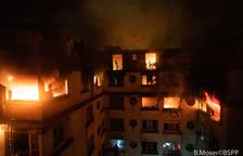 Diez muertos y 37 heridos en un incendio intencionado en París