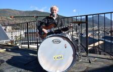 Recogen firmas en La Seu para dedicar una calle a Truqui, un músico de la ciudad