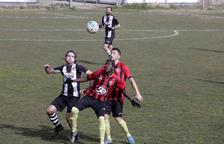 El Benavent resol a la recta final del partit