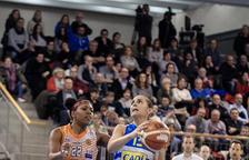 Vilaró firma el primer MVP de la temporada per al Cadí