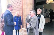 El Jussà pide a Interior ampliar la plantilla y recursos de Bomberos