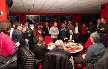 Bossòst inaugura el primer bingo de la Val tras un año de trámites