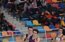 Aleix Porras i Bernat Erta, classificats per a la final dels 400 metres llisos