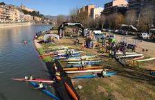 Balaguer reuneix més de 150 piragüistes