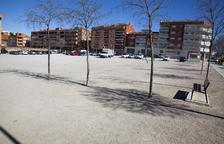 La plaza de les Bòbiles de Tàrrega será un espacio de paseo y ocio