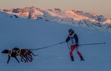 La leridana Marta Bosch, segunda en la Snow Race