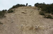 Denuncien el pas de motos de trial en dos àrees protegides de les Garrigues