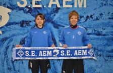 Dos futbolistas japonesas, a prueba en el AEM hasta el domingo