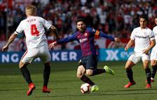 Messi da un nuevo recital