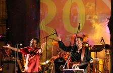 La Salseta del Poble Sec repasa sus éxitos en un concierto en Bell-lloc