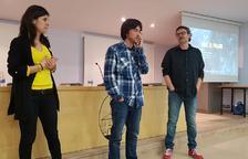 Francesc Balcells encapçala la candidatura d'ERC al Palau