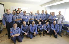 Només un de cada tres bombers voluntaris pot anar a emergències