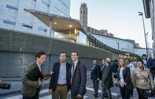 Pablo Casado vol imposar el castellà per llei en escoles, administració i senyalització