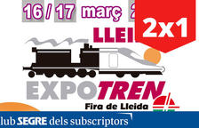 Fira Expo Tren - Fira de Lleida