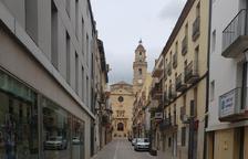 Les Borges instala pilonas en dos calles y prohíbe circular