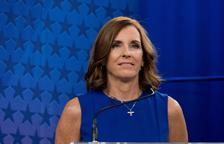 Martha McSally, senadora de EE.UU, denuncia que fue violada cuando servía en la Fuerza Aérea