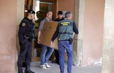 La Guardia Civil registra el consistorio de Almacelles y busca fraude en contratos