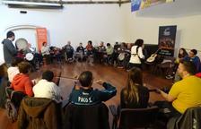 La musicoterapia de la OJC llega a La Seu d'Urgell