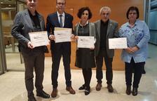 Cinc ajuntaments de Lleida, distingits per la transparència