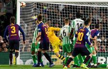 Messi liquida la Lliga